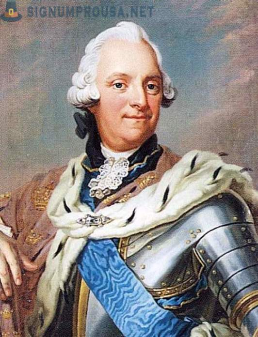 Morte absurda do rei sueco Adolf Frederick